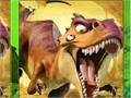 Mäng Ice Age Dawn of Dinosaurs Spot Difference online - mänge võrgus